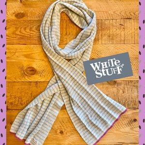 White Stuff Cashmere Blend Scarf A2